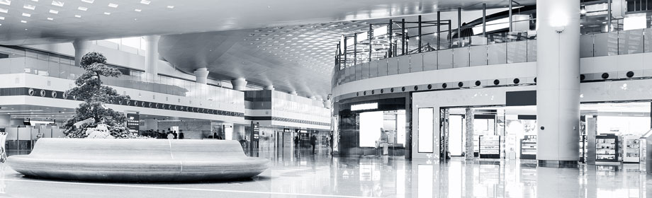 SHOPPING CENTRE FIT-OUT