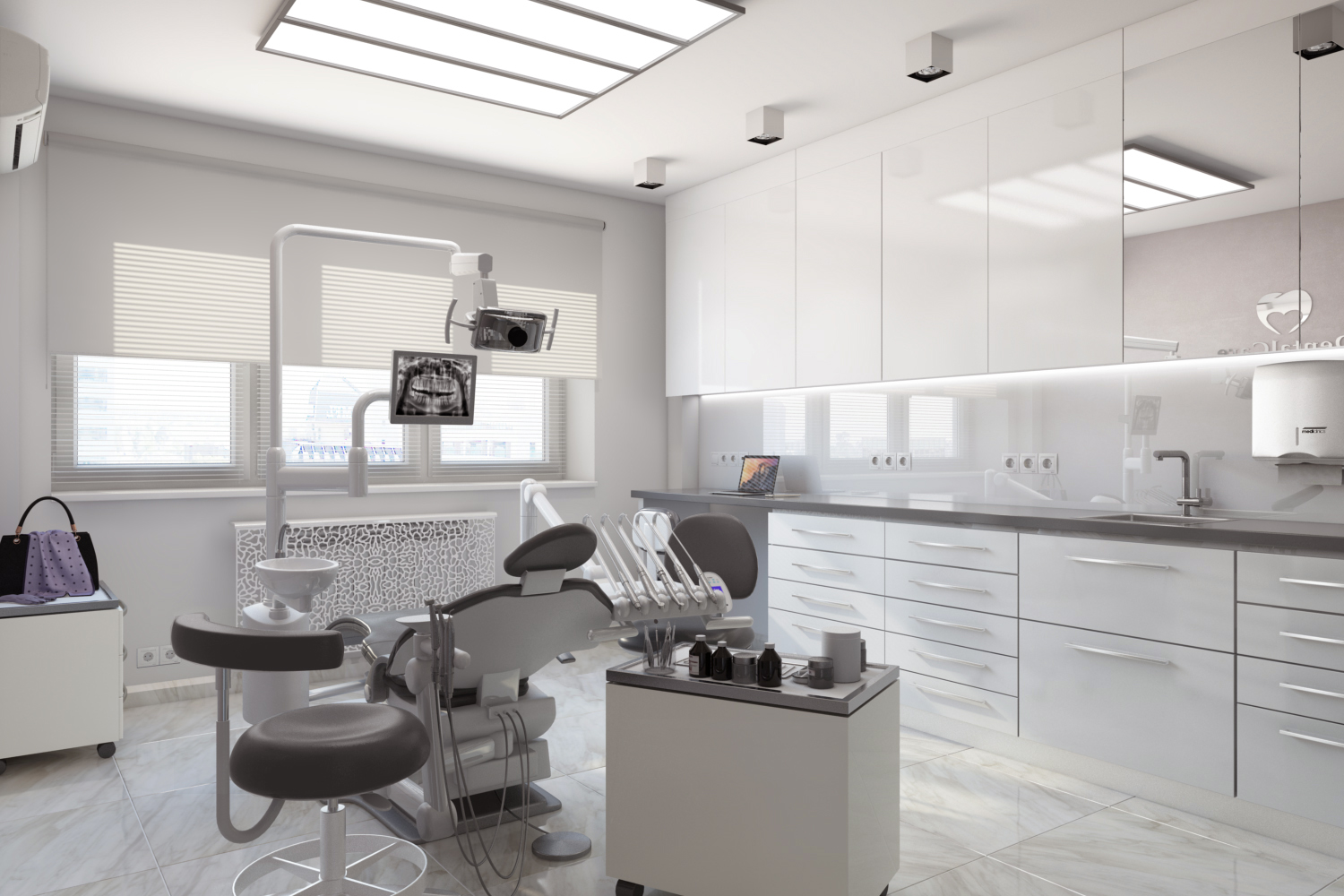 HOSPITAL & MEDICAL FIT-OUT