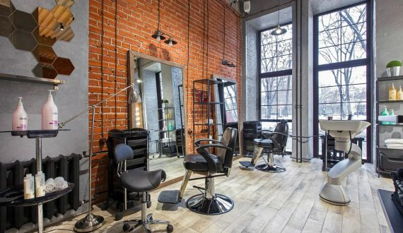 BEAUTY SALON FIT-OUT
